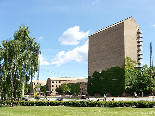 Århus University, Denmark