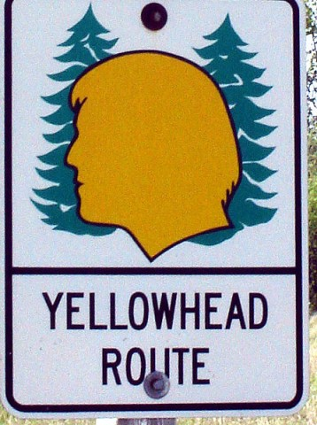 Yellowhead Route, Northwest Territory, Canada