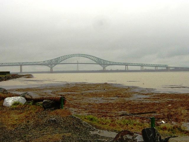 Laviolette Bridge, Trois-Rivières, Québec, Canada